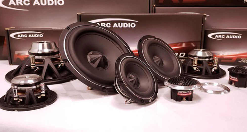 Arc-Audio-RS-Series-Components